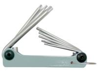 WGB - Tamper TORX®-Stiftschlüssel-Satz - No. 9314 HKH