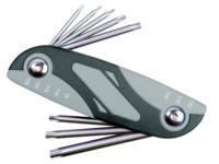 WGB - TORX®-Stiftschlüssel-Satz - No. 9315 PKH