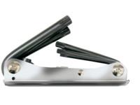 WGB - Multi-Spline Key Wrench Set - No. 9335 HKH