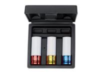 WGB - Protective Impact Socket Set - No. 3319 KK