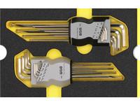 WGB - MOFLEX Module Hexagon Key Wrench Sets - No. 6090