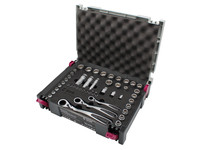 WGB - Socket Set in TANOS systainer - No. 3990