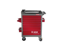 WGB - Tool Trolley - 7 compartments - No. 142/6 - 142/9