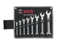 WGB - Doppelmaulschlüssel-Satz - No. 690 RT