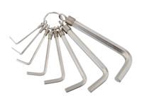 WGB - Sechskant-Stiftschlüssel-Satz - No. 300 PTR